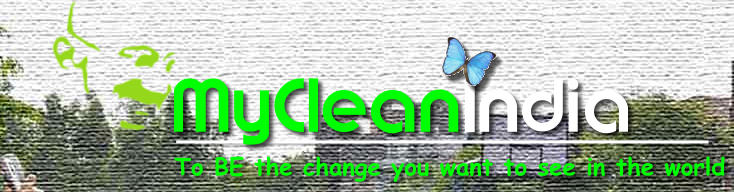 To BE the change you want to see in the world MyCleanIndia